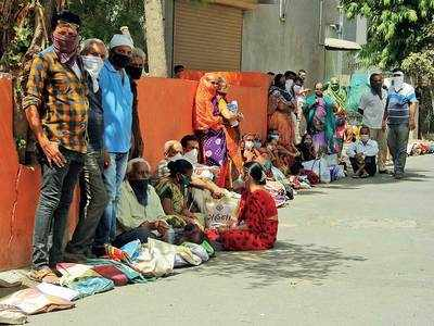 Cases in Ahmedabad drop below 250