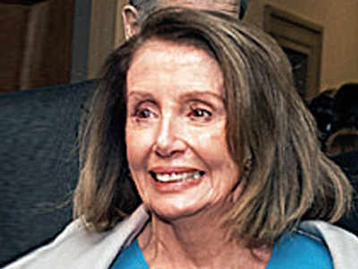 Dems nominate Pelosi to reclaim speaker role