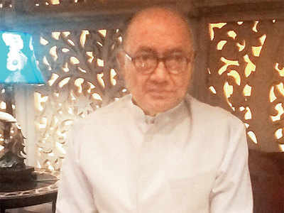 State officials among those who bought the spyware: Digvijay