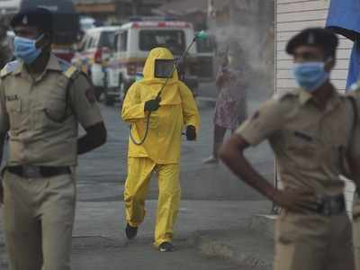 Seven deaths, 786 personnel test positive for COVID-19 so far, says Maharashtra Police