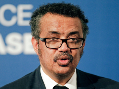 Vaccine will not be enough to stop pandemic: WHO chief Tedros Adhanom Ghebreyesus