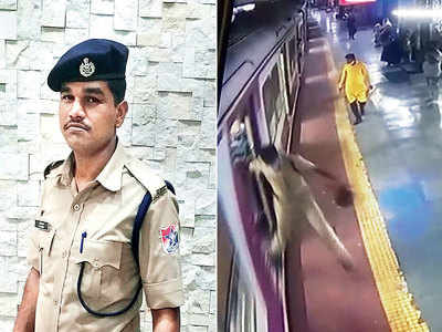 RPF constables save two passengers in a single evening