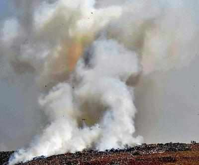 Students outline effects of Deonar dumping ground fire in a survey