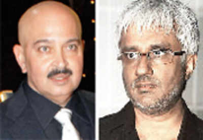 Rakesh proposes, Vikram opposes
