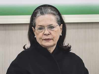 BJP spreading virus of communal prejudice, hatred in country, says Sonia Gandhi