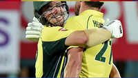 2nd T20I: Australia beat India by 8 wickets to level series 1-1