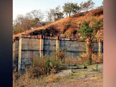 PMC uses forest land for water tanks sans nod