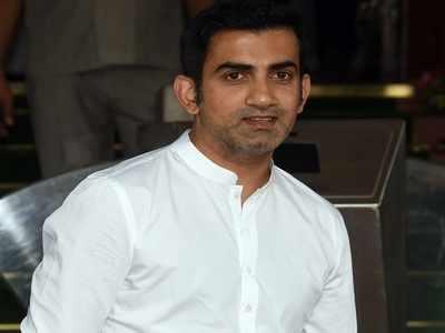 Gautam Gambhir blames selection panel for Ambati Rayudu's retirement