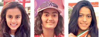 Khel Mahakumbh 2017: Young Arya Thakkar bags five gold medals in swimming