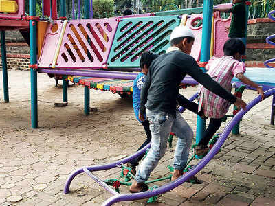 Do you feel the public parks and playgrounds run by the civic body across the city are safe?