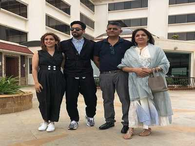 Badhaai Ho cast Ayushmann Khurrana, Sanya Malhotra, Neena Gupta and Gajraj Rao talk about the film's unique subject