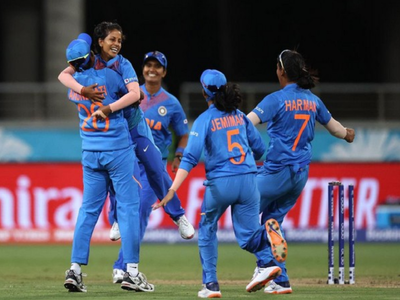 India scripts history, reaches finals of ICC Women's T20 World Cup for the first time