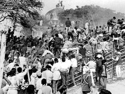 Babri Masjid violence case still pending in CBI court