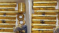 30 kg gold seized in Kerala, was concealed in household items
