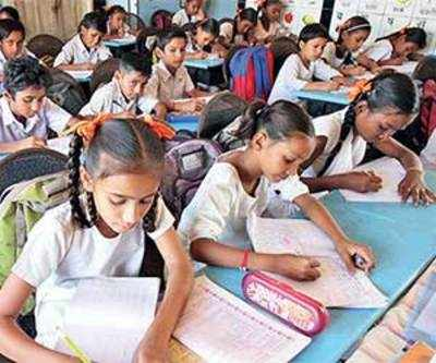 '27% State schools don't have Class 8'