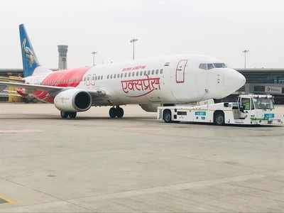 Air India Express completes taxibot trials