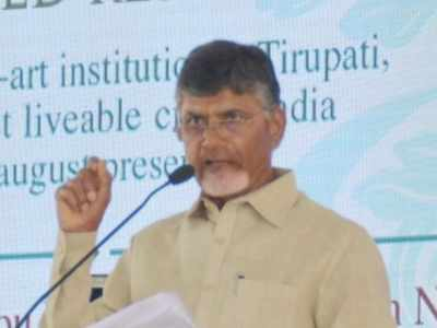 Andhra Pradesh CM N Chandrababu Naidu on non-bailable warrants: We didn't commit any crime