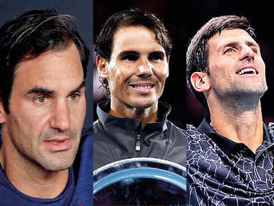 Who would you say is the greatest tennis player of our time — Federer, Nadal or Djokovic?