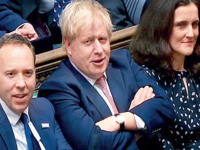 Brexit deal gets parliament nod