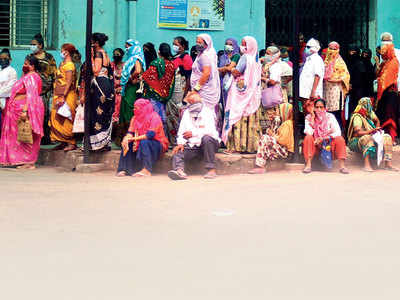 COVID-19: Ahmedabad crosses 34,000 mark; four deaths take toll to 1,781
