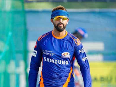 Krunal Pandya stopped at Mumbai airport over suspicion of being in possession of undisclosed gold