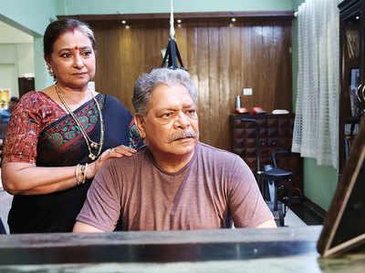 Senior Citizen movie review: This Mohan Joshi, Smita Jaykar-starrer fails to impress