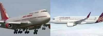 Air India's woman pilot saves around 280 lives by averting mid-air collision between Air India and Vistara flights