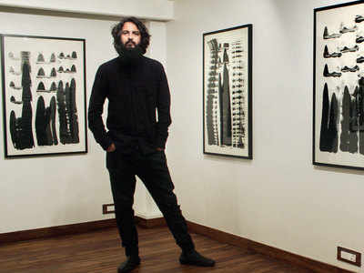 A gallery around the corner