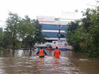 Pune rains: Situation might get critical, says collector