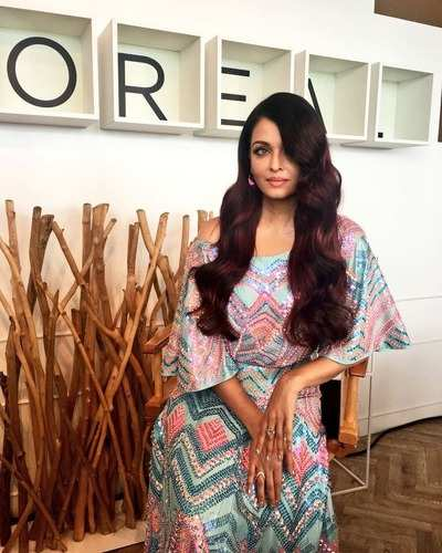 Aishwarya Rai Bachchan's first Instagram picture is all about Aaradhya