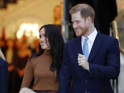 Prince Harry and Meghan step back as 'senior' members of the Royal Family; will split time between UK and North America