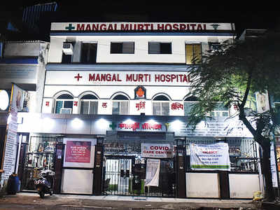 4 'fleecing' Borivali hospitals can't treat Covid-19 patients