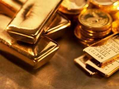 Gold sees sharp Rs 350 jump on demand build-up
