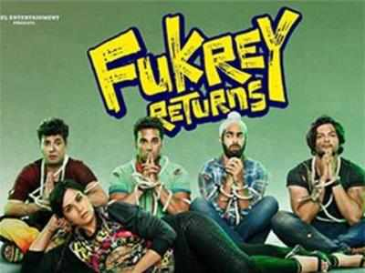 Fukrey Returns box office collection first weekend: Richa Chadha and Pulkit Samrat's film mints Rs 31.65 crore