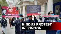 With protest at Bangladesh HC in London, Iskcon draws world's attention towards anti-Hindu violence