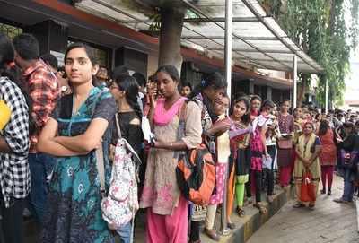 BMTC's U-turn causes pain to nearly 4,000 Bengaluru students