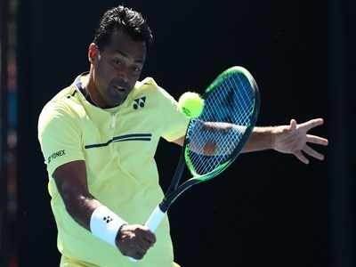 Why Leander Paes should be disappointed with Tsitsipas defeat