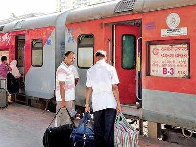 MUMBAI-AHMEDABAD ROUTE TRAINS : Regularly irregular
