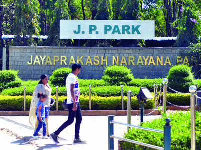 Man held for trying to rape 31-year-old in JP Park in broad daylight