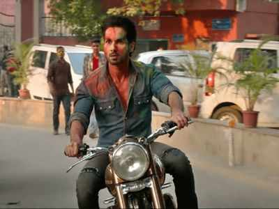 Shahid Kapoor spills the beans on his next film after Jersey