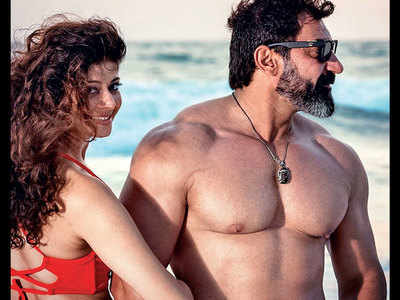 Pooja Batra finds love in Nawab Shah