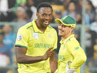 South Africa draw T20I series with India