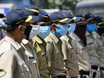 COVID-19 death toll in Maharashtra police department climbs to 82; over 6,000 infected