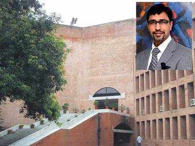 IIMA made party to plea challenging prof's appointment