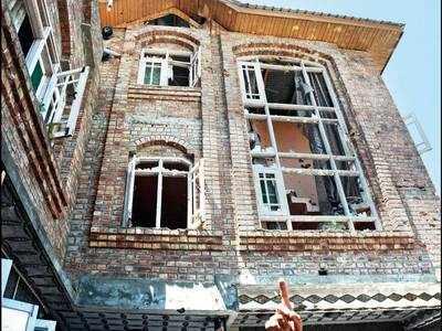 Pakistani among four terrorists killed in J&K