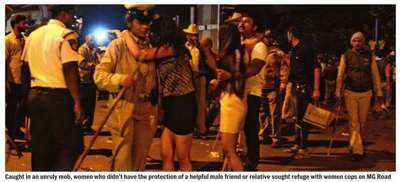 Bengaluru's night of shame: adding insult to injury