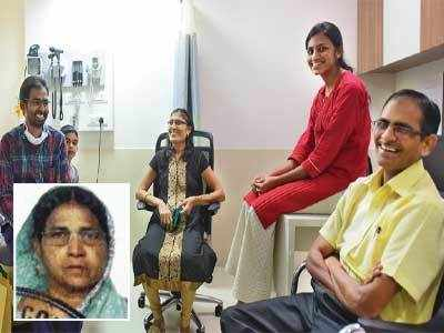 Two families from Thane and Ratnagiri find compatible kidney donors in each other