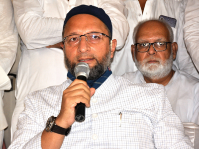 Love jihad laws are an attempt to divert attention from core issues: Asaduddin Owaisi
