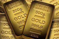 Gold falls for third day
