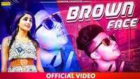 Latest Haryanvi Song 'Brown Face' Sung By Ajju Jangera